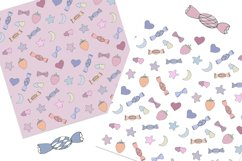 Dreamtime Bears - Doodle Style patterns, JPG, PNG Product Image 3