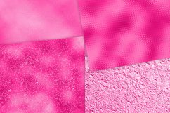 Hot Pink Foil Textures Digital Paper Product Image 5