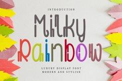 Milky Rainbow Product Image 1