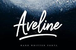 Aveline Script Product Image 1