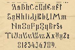 Strarat Elegante Font Product Image 7
