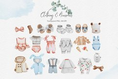 Baby Boom watercolor collection Product Image 2
