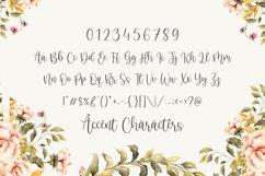 Juliette Garden Modern Calligraphy Font Product Image 6