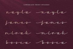 Outline Script Font - Emily Nathan Product Image 4