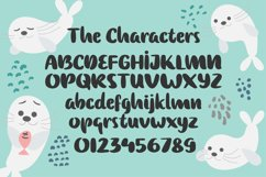Baby Seal Font Product Image 2