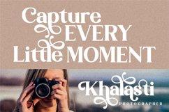 Khalasti - Beautiful Serif Font Product Image 9