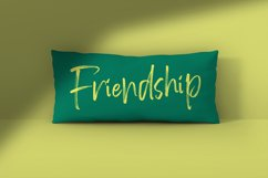 Brother Home Brush Font Product Image 4