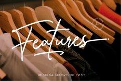 Renissa Signature Font Product Image 3