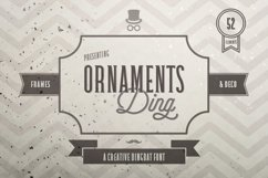 Web Font Ornaments Ding Product Image 1