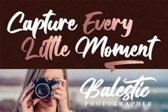 Balestic - Premium Brush Font Product Image 7