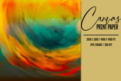 Hand painted Canvas Prints. Abstract painting collection Product Image 4