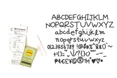 Zakka - a handwritten font inspired by Japan Product Image 2