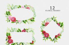 Camellia watercolor collection Product Image 4
