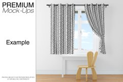 Kids Room - Curtains & Wall Set Product Image 2