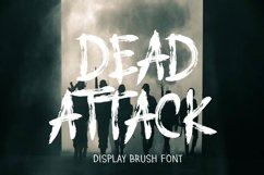 DEAD ATTACK Product Image 1