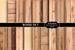 Wood backgrounds set, textures bundle Product Image 1