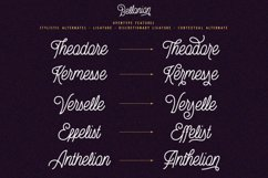 Bellonion Monoline Script Product Image 3