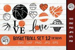 Basketball svg Bundle | Basketball cut file, Basketball Product Image 1