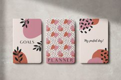 Abstract Shapes & Plants Set Product Image 6