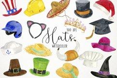 Hats Clipart, Hats Clip Art, Costumes Clipart, Caps Clipart Product Image 1
