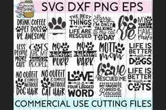 Giant Pet Mom Bundle of 68 SVG DXF PNG EPS Cutting Files Product Image 3