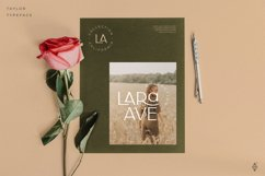 Taylor - Royal Classic Typeface Product Image 4