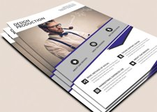 Design Production Flyer Product Image 2