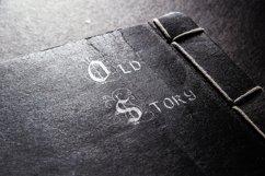 Black Arrow blackletter font Product Image 5