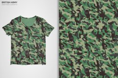 British Army Camouflage Patterns Product Image 6
