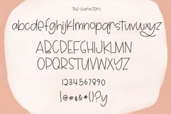 Dear May - A Fun Font with Doodles! Product Image 14