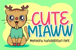 Cute Miaww Product Image 1