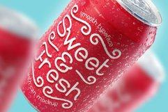 Sweet & Fresh font with Mockup Product Image 1