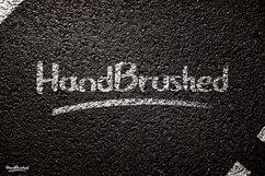HandBrushed Font Product Image 3