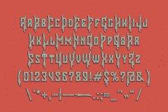 Falchion Edge font Product Image 3