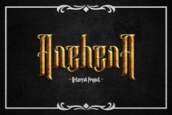 Anehena Typeface Product Image 1