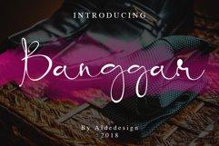 Banggar Signature Font Product Image 1