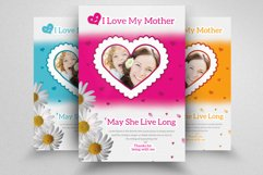 Mother's Day Flyer Template Product Image 1