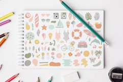 Summer elements pack | Canva-friendly Product Image 3