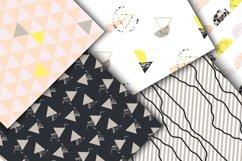 Pastel Geometric Patterns Product Image 2