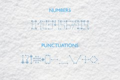 Let It Snow | A Winter Display Font Product Image 3