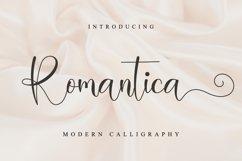 Romantica Script Product Image 1
