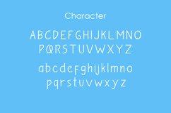 Handavia - handwritten childish font Product Image 2
