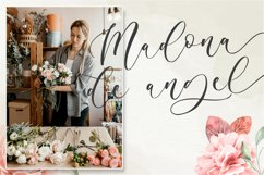 Algeline a Romantic Script Font Product Image 6