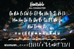 Honorable - Handwritten Brush Font Product Image 6