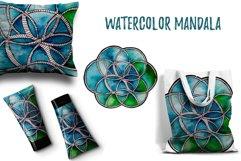 Watercolor mandala vol.1 Product Image 1