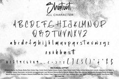 Shootout - Street Typeface Product Image 5