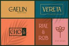 Lorina Stylist Typeface Product Image 2