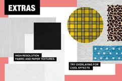 Fashion Fabric Patterns and Prints Product Image 5