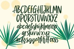 Barissa - Hand Lettering Font Product Image 5