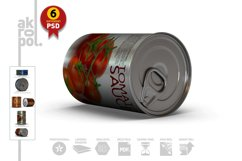 Preserve Can Mock-up Product Image 6